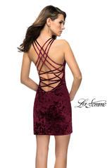 26663 La Femme Short Dress