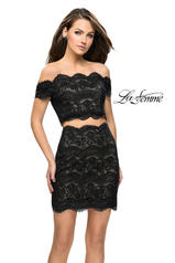 26666 La Femme Short Dress