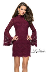 26668 La Femme Short Dress