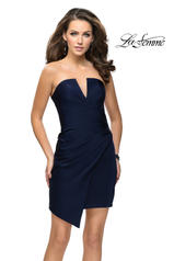 26669 La Femme Short Dress