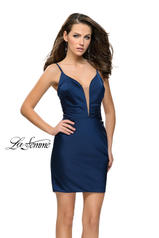 26722 La Femme Short Dress