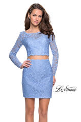 26767 La Femme Short Dress