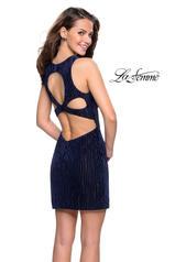 26789 La Femme Short Dress