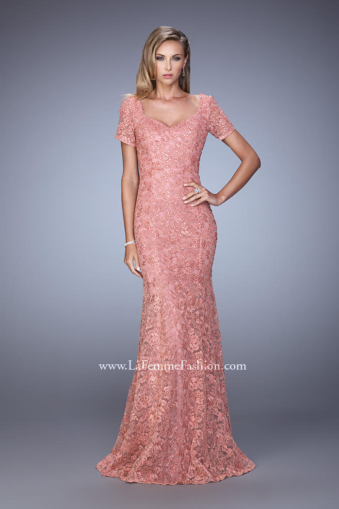 Old Rose Gown 121