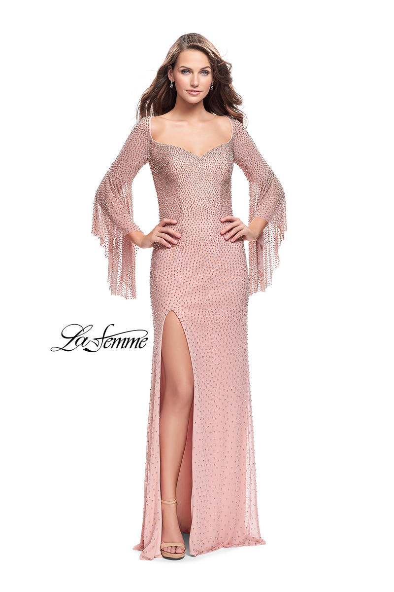 1d4b74649e La Femme 25717 La Femme Prom Susan Rose Gowns and Dresses-Fort ...