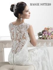 Melanie-4MS061 Ivory back