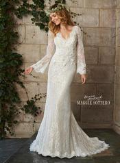 Dahlia-5HS158 Maggie Sottero Couture
