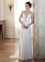 Flora-5MR040 Maggie Sottero Couture