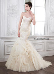 Paulina-5MS162 Ivory Over Light Gold front