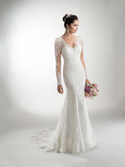 Melanie-Marie-4MS061LS Maggie Sottero Bridal