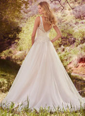 Krisha-7MN360 Ivory Over Light Gold back