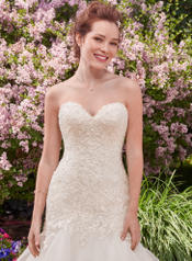 Millicent-7RN312 Ivory/Silver Accent detail