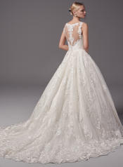 Orianna-7SS428 Antique Ivory back