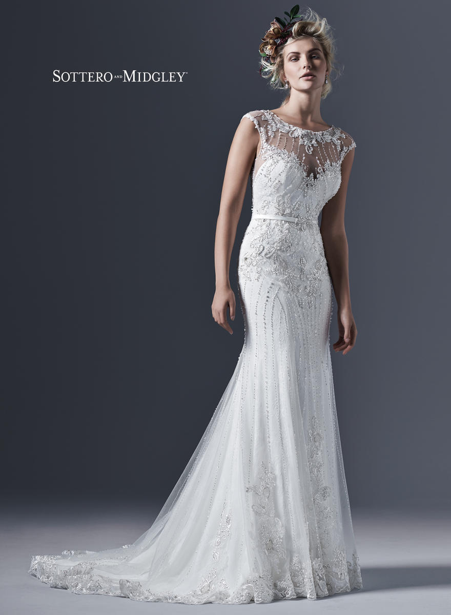 Sottero And Midgley By Maggie Sottero Beckett 5sw627