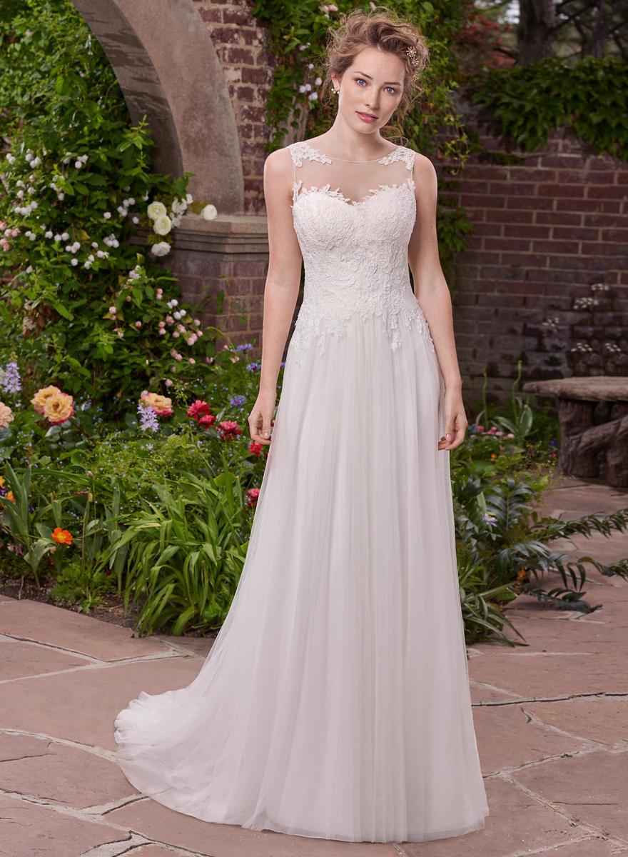 Maggie bridal by maggie sottero gina 7rw404 rebecca ingram for Wedding dresses tacoma wa