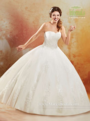 2B785 Mary's Informal Ball Gown