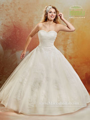 2B786 Mary's Informal Ball Gown