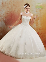 2B788 Mary's Informal Ball Gown