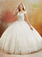 2B789 Mary's Informal Ball Gown