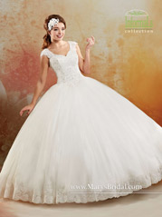 2B790 Mary's Informal Ball Gown