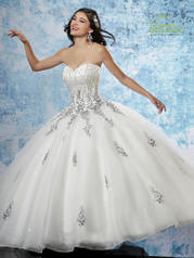 2B802 Mary's Informal Ball Gown