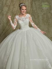 2B818 Mary's Informal Ball Gown