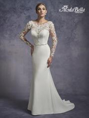 3Y687 Moda Bella Bridal