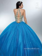 4685 Champagne/Turquoise back