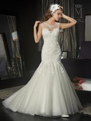 6435 Mary's Unspoken Romance Bridal