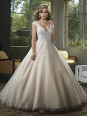 6438 Mary's Unspoken Romance Bridal