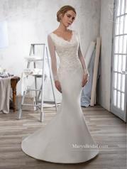 6580 Mary's Unspoken Romance Bridal
