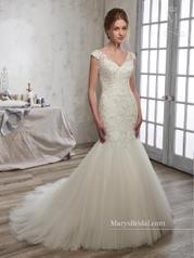 6581 Mary's Unspoken Romance Bridal