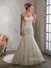 6586 Mary's Unspoken Romance Bridal