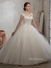6587 Mary's Unspoken Romance Bridal