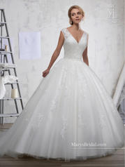 6589 Mary's Unspoken Romance Bridal