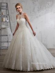 6591 Mary's Unspoken Romance Bridal