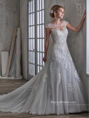 6593 Mary's Unspoken Romance Bridal