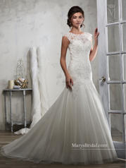 6594 Mary's Unspoken Romance Bridal