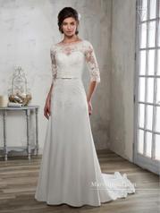 6595 Mary's Unspoken Romance Bridal
