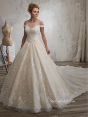 6597 Mary's Unspoken Romance Bridal
