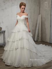 6598 Mary's Unspoken Romance Bridal