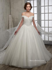 6599 Mary's Unspoken Romance Bridal