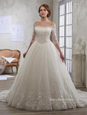 6601 Mary's Unspoken Romance Bridal