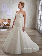 6607 Mary's Unspoken Romance Bridal