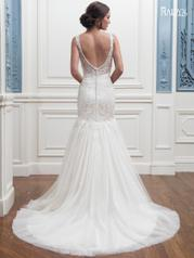 MB3004 Ivory/Champagne back