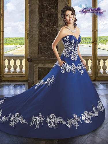 All quinceanera for Alta couture