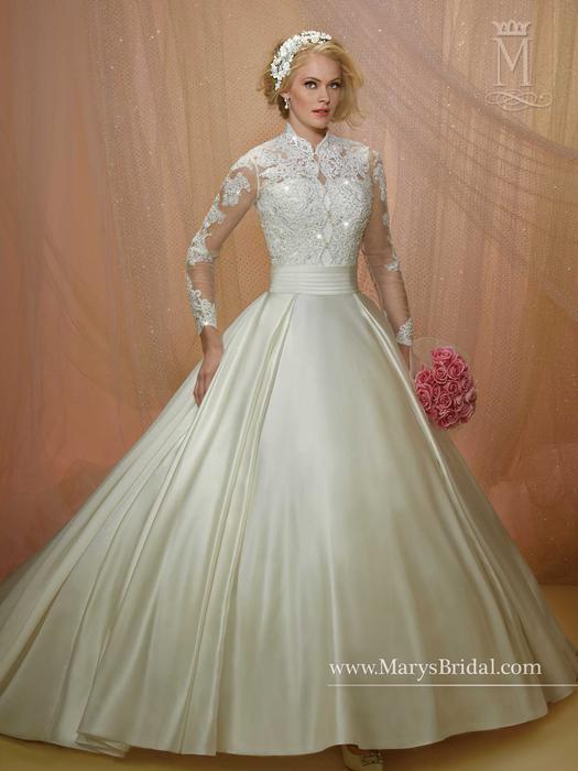 Mary's Unspoken Romance Bridal