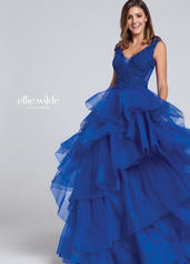 EW117081 Royal Blue front