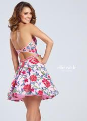 EW117088 Pink/Multi back