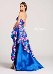 EW118010 Royal Blue/Multi back
